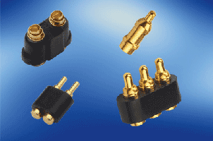 Spring Loaded Connectors